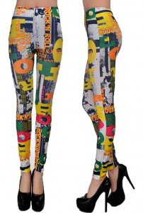 Rock´N Roll Leggings