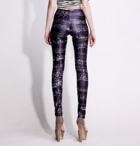 Hot Music Leggings