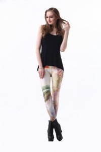 Dragon Sky Leggings