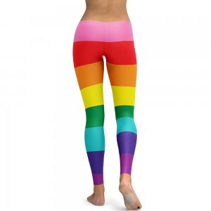 Candy Rainbow Leggings