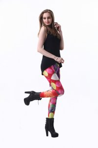 Colorful Candy Leggings