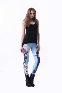 Ice Romance Leggings