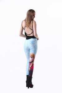 Frozen Elsa Leggings