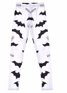 Batman Good Night Leggings