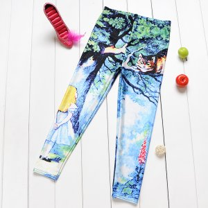 Cat in Tree Kids Leggings