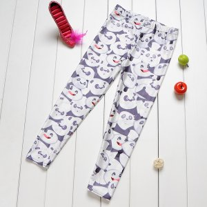Panda Kids Leggings