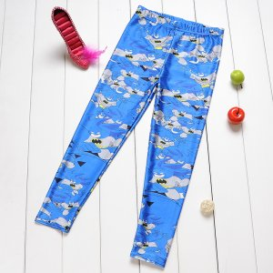 Superman Kids Leggings