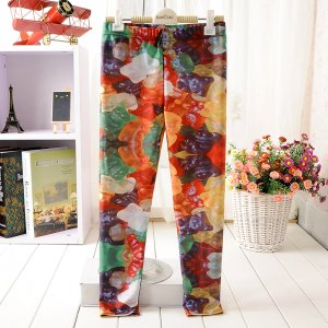 Colorful Candy Kids Leggings