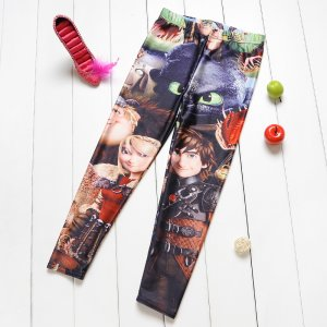 Dragon Kids Leggings