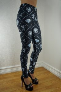 Country Crest Leggings