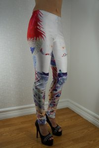 Japanese leggings