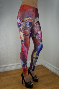 Dancing Whomen Leggings