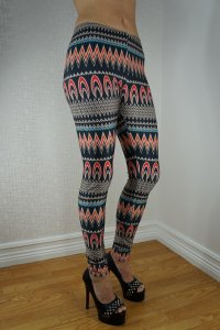 Peru Leggings
