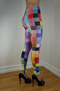Color Leggings