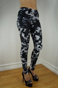 Crows Leggings