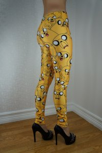 Yellow ADT Leggings