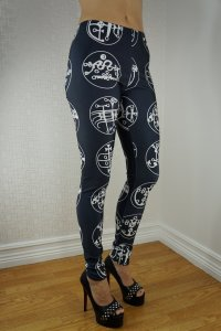 Circels Weird Leggings