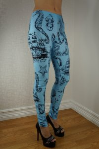 The Sea Leggings