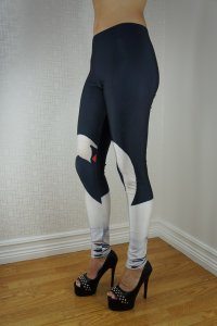 Swan Leggings