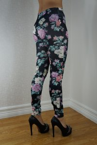 Color Roses Leggings