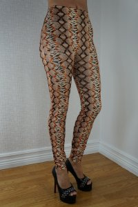 Snake Leggings