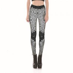 Fashion Mandala Leggings
