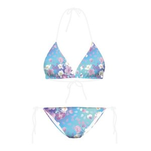 Bikini 2-pieces Flower