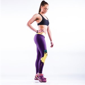 High Waist Cycling Mops Gym Sport Yoga Fitness Leggings Pants