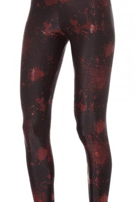 Spray Color Blood Leggings