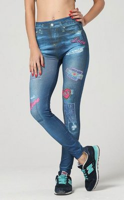 Love Jeans Leggings