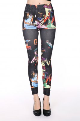 The Ancient Egyptians Leggings