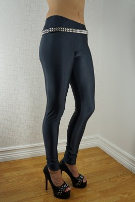 Light Black Leggings