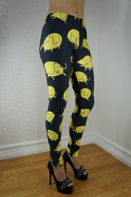 Cartoon ADT Leggings