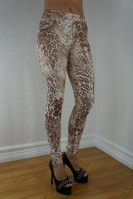 Light Leopard Leggings